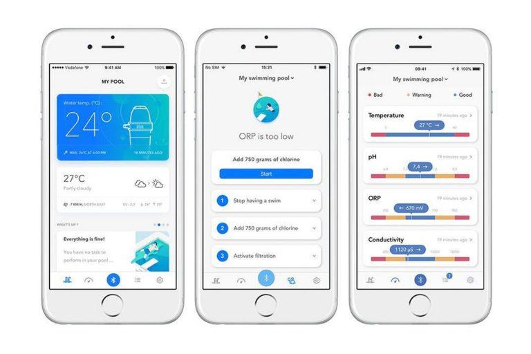 Blue Connect Go App