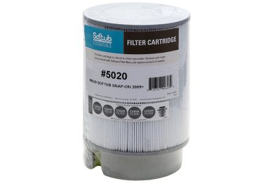 Softub Filter weiß großer Aufsatz