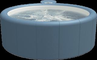 _Softub Resort 300+ blue