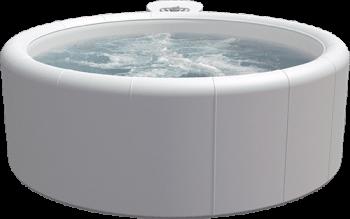_Softub Resort 300+ white