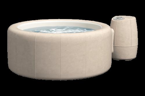 Softub Whirlpool Legend almond_3D