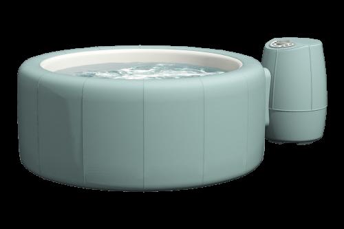 Softub Whirlpool Legend caribbean green_3D