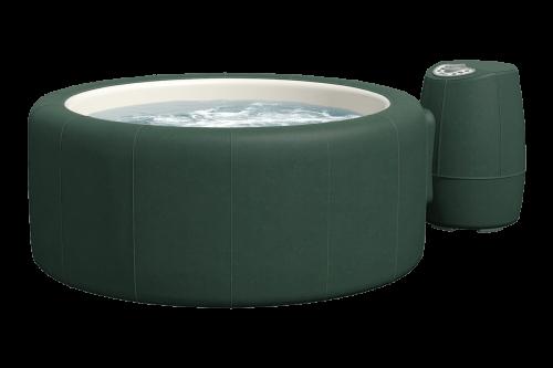 Softub Whirlpool Legend forest green_3D