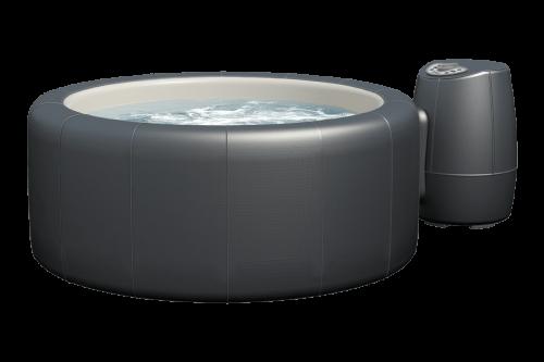 Softub Whirlpool Legend graphite_3D