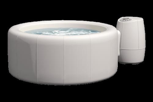 Softub Whirlpool Legend off white_3D