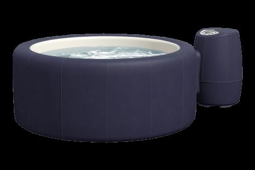 Softub Whirlpool Legend saphire blue_3D