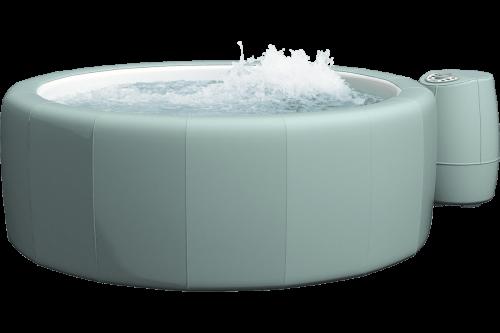 Softub Whirlpool Poseidon caribbean green_3D