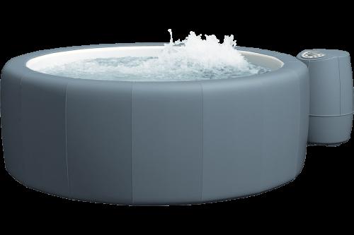 Softub Whirlpool Poseidon metallic blue_3D