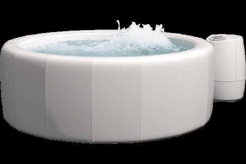 Softub Whirlpool Poseidon off white_3D