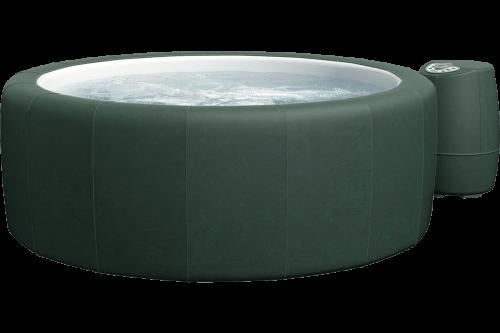 Softub Whirlpool Resort forest green_3D