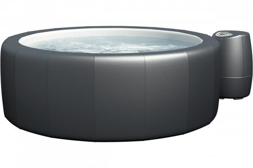 Softub Whirlpool Resort graphite_3D