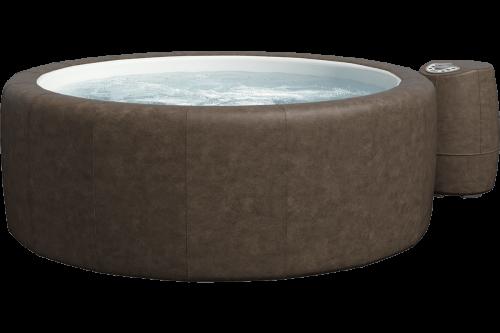 Softub Whirlpool Resort mocca_3D