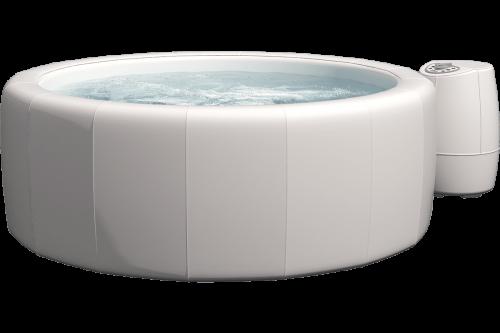 Softub Whirlpool Resort off white_3D