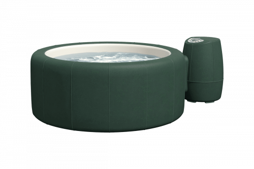 Softub Whirlpool Sportster forest green shop-min