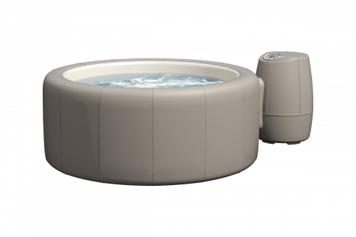 Softub Whirlpool Sportster taupe shop-min